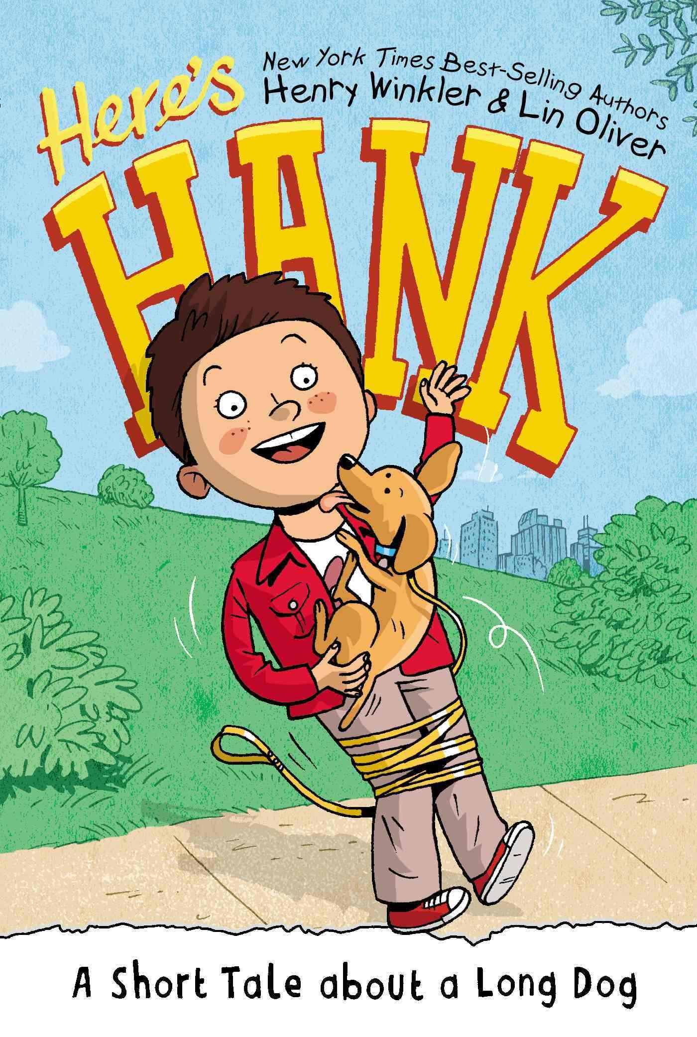 A Short Tale About a Long Dog By Winkler, Henry/ Oliver, Lin/ Garrett, Scott (ILT)